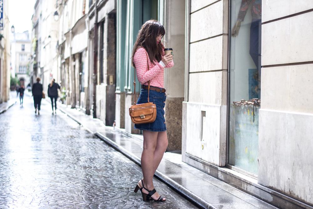 与我见面,街头风,当日风光,Manoush,Blogger
