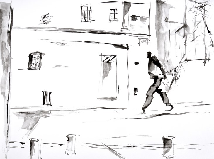 Rue Portagnel - Arles