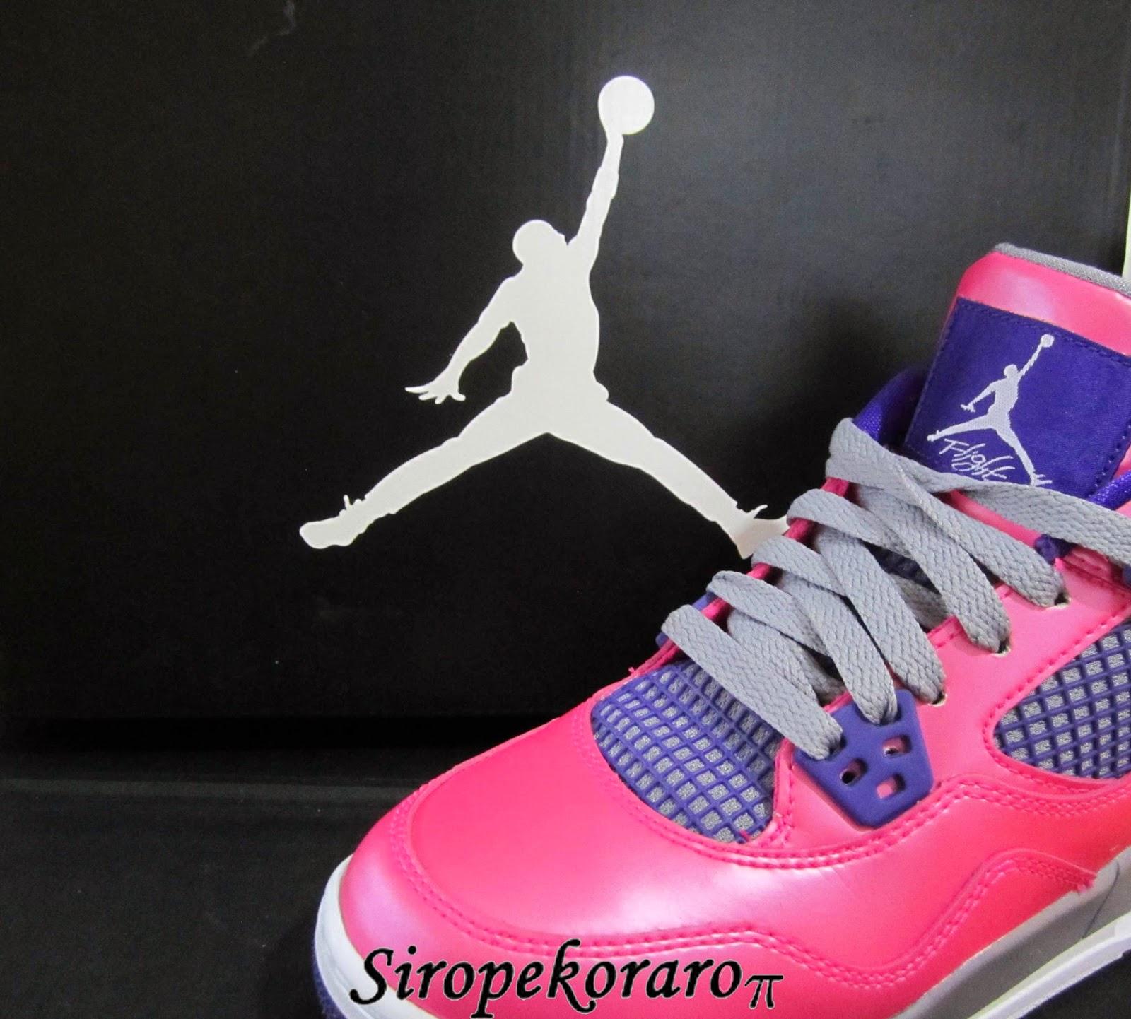 Air Jordan 3 fucsia