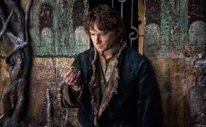 Martin Freeman en El Hobbit: La batalla de los cinco ejércitos