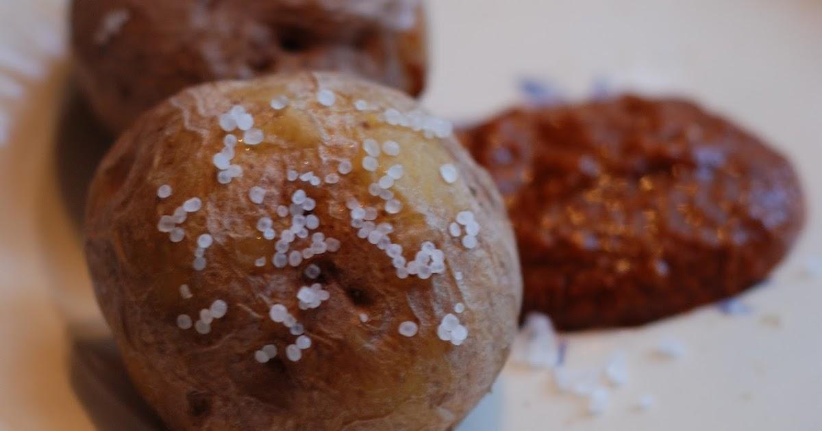 kanarisk salt potatis
