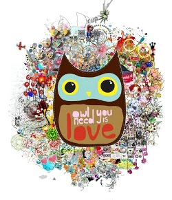 ♫ owl you need is love ♫