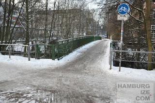Veloroute 3 - Goebenbrücke