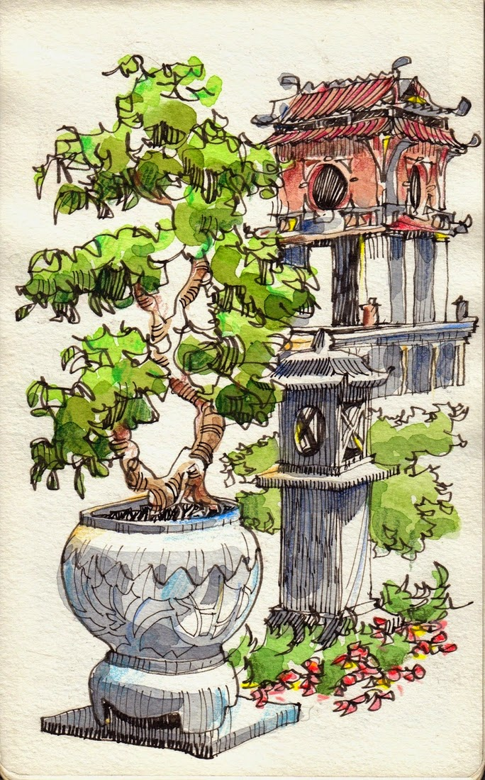 02-Bonsai-Hanoi-Jorge-Royan-Drawings-Sketches-of-Travel-Logs-www-designstack-co