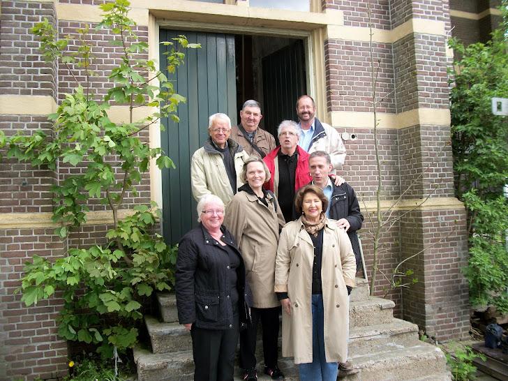 """Voyage """"Au Pays de Jan Peterzsoon SWEELINCK du 8 au 11 mai 2012"""