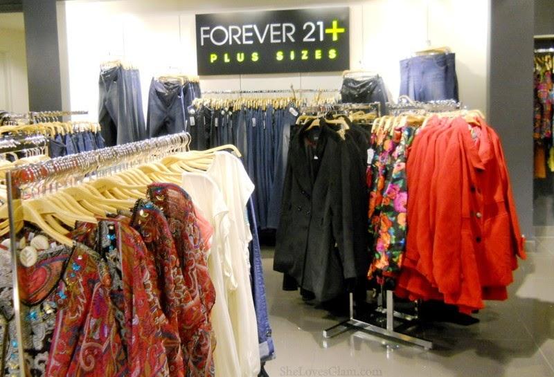 Onde comprar roupas plus size em Nova York