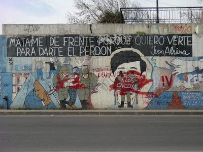 Mural en recuerdo de Joan Alsina