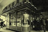 Pershing Square, New York