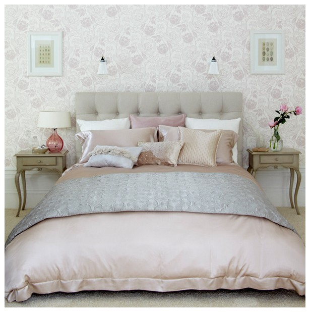 nassima home chambre rose pastel. Black Bedroom Furniture Sets. Home Design Ideas