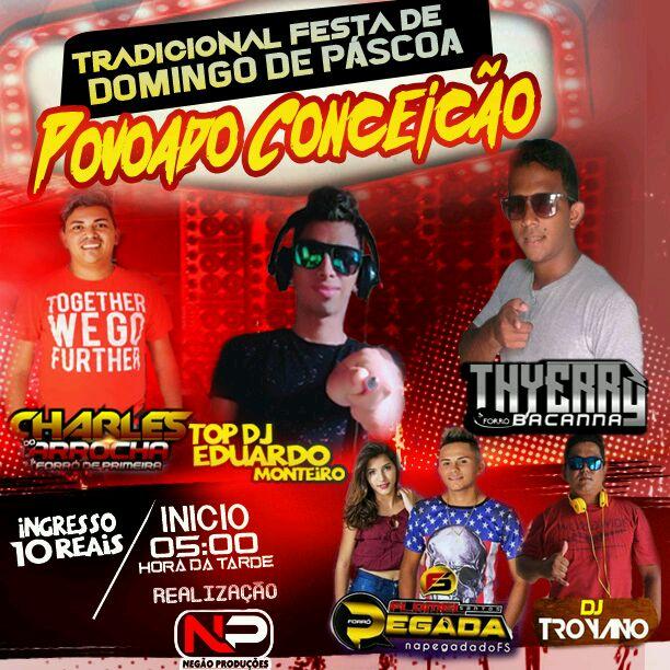 FESTA DE DOMINGO DE PÁSCOA