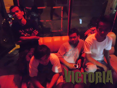 Victoria band hardcore cikarang bekasi foto personil logo font wallpaper