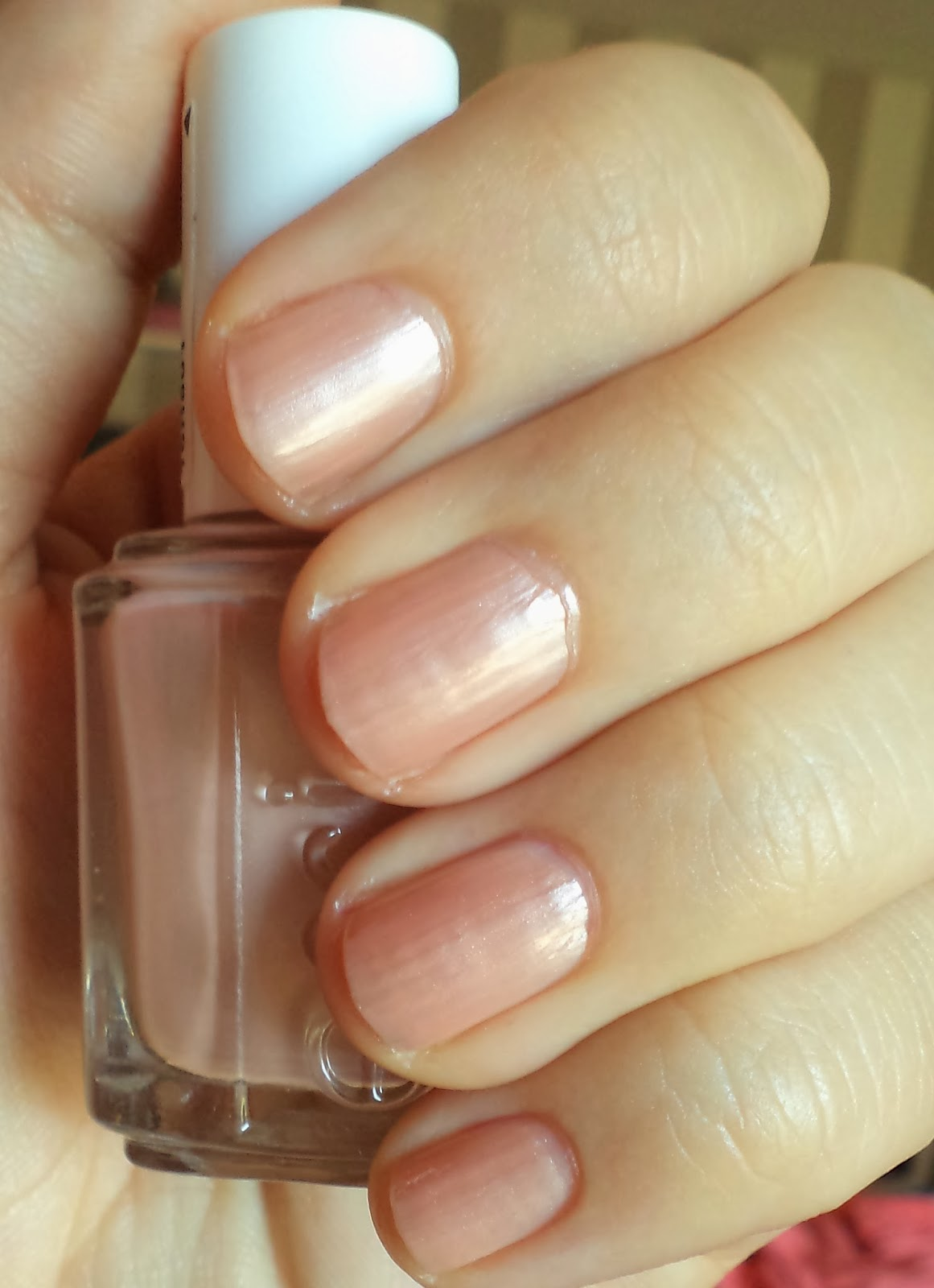 Nail of the Day: Essie \'Tea and Crumpets\' | Truth About Cosmetics