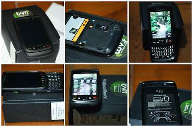 BlackBerry® Torch™ 9800 Rp. 2.000.000.-