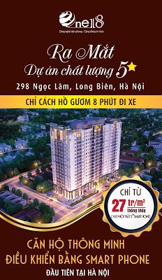 Chung cư One18 Ngọc Lâm