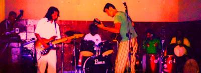 C.C. M'Boi Mirim apresentação da Banda Bangüê - 2006