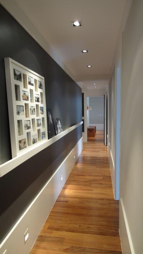 Hogar diez decorar pasillos estrechos - Como decorar un pasillo largo y estrecho ...