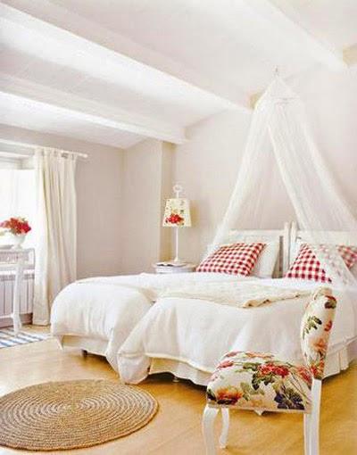 Decorole dormitorio camas con dosel - Casa diez dormitorios ...