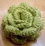 Vihreä ruusu