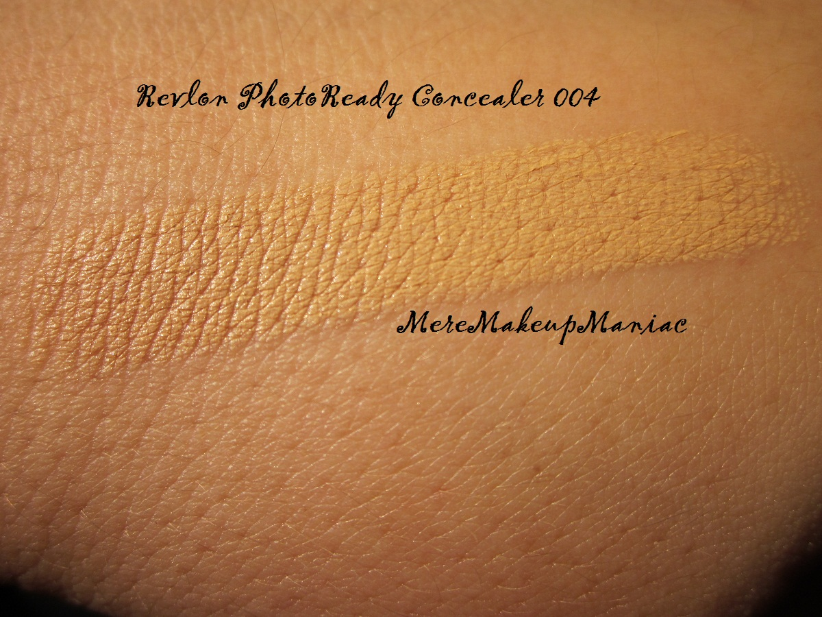 MereMakeupManiac: Review: Revlon PhotoReady Concealer