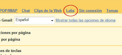 Deshacer un envo en Gmail