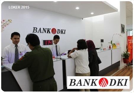 Loker S1, Lowongan D3, Info kerja Bank DKI