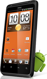 HTC EVO Design 4G – USA – boostmobile