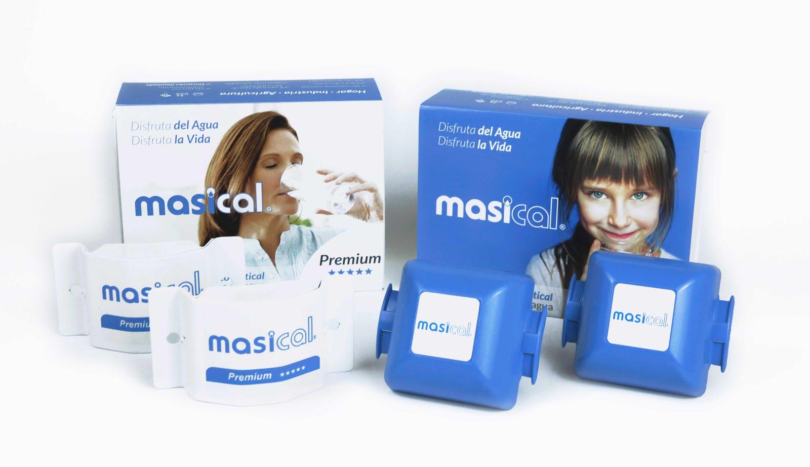 Masical Premium y Masical