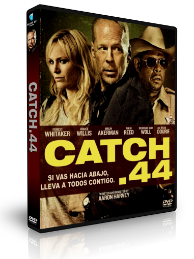 Catch 44 (Calibre 44) 2011 DVDR NTSC Español Latino/Ingles