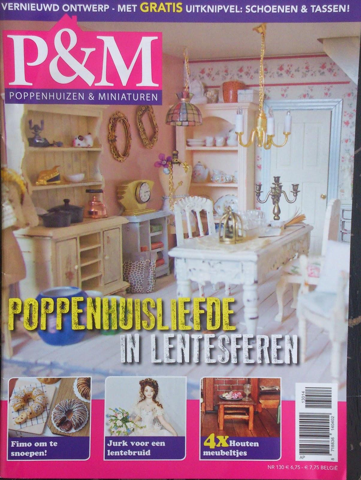 Poppenhuizen & Miniaturen - Nr 130