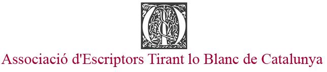 Associació d'Escriptors Tirant lo Blanc de Catalunya (AETLBC)