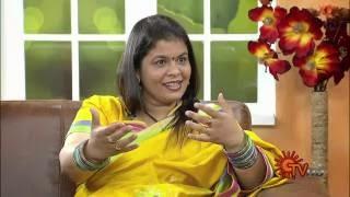 Virundhinar Pakkam – Sun TV Show 28-02-2014 Srimathi.K | Science Education Consultant