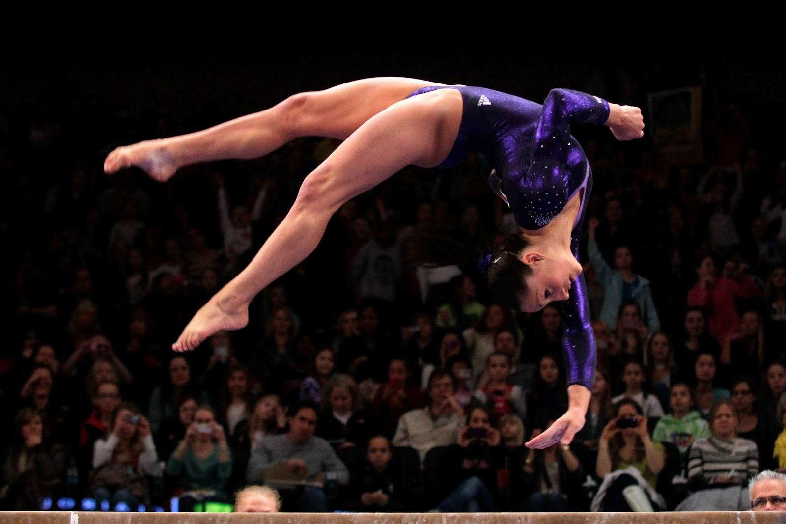 Jordyn Wieber Gymnastics