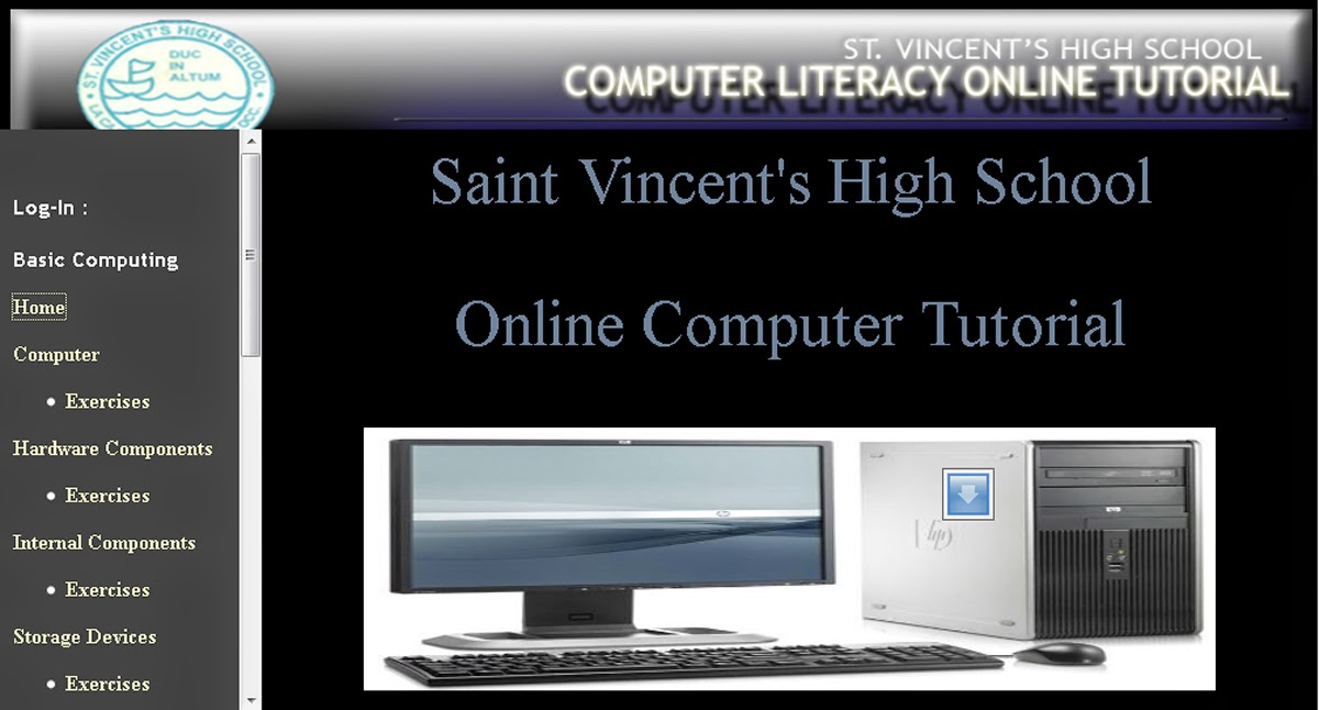 computer literacy assignment Lesson modules covering basic computer skills developed by computer teachers from adult basic education programs in the st paul community literacy consortium.