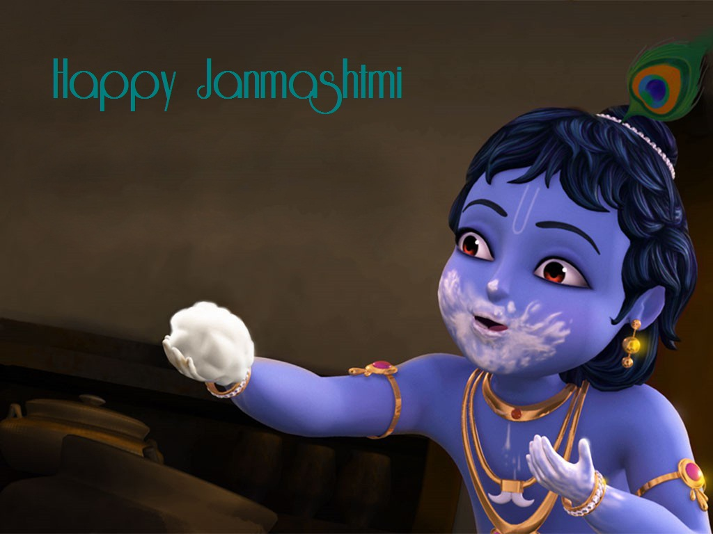 40 Best Krishna Janmashtami 2016 Greeting Pictures And Images