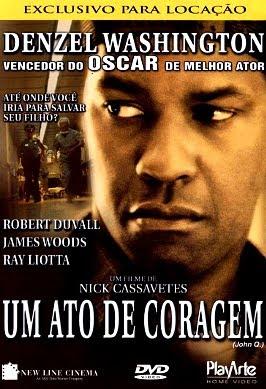 Filme Poster Um Ato de Coragem DVDRip XviD & RMVB Dublado