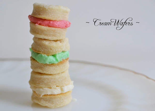 untitled 58new my favorite holiday cookies: alisons cream wafers
