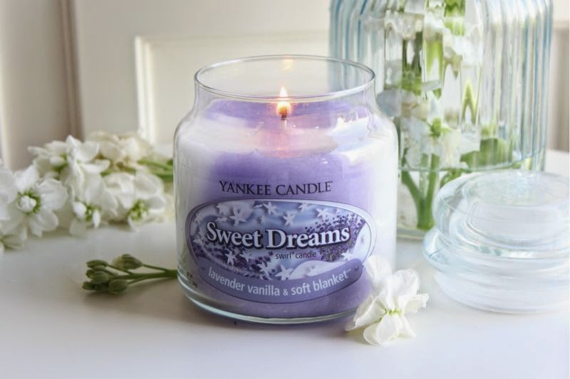 Yankee Sweet Dreams Candle