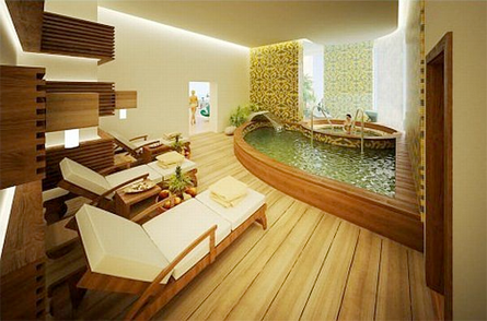 Bathroom on Residential Spa Bathroom Via Http   Is Gd Tasqkr