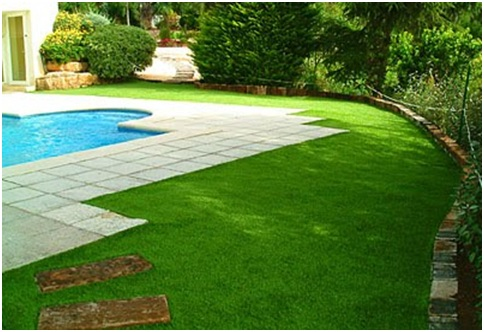 Synthetic grass - How to insert artificial turf on natural ground
