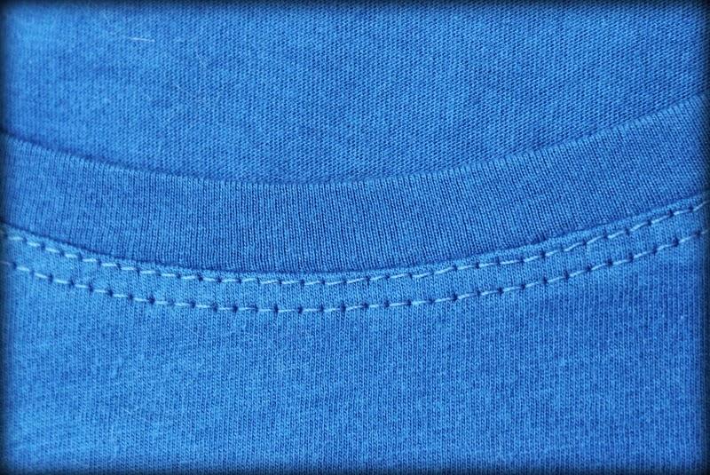 Janome Coverstitch neckband