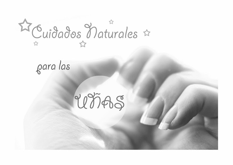 Cuidados naturales uñas