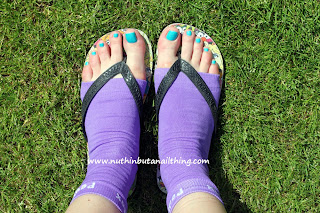 "The Original Pedi Sox - ""Pamper your feet"""