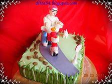 Biciklis torta