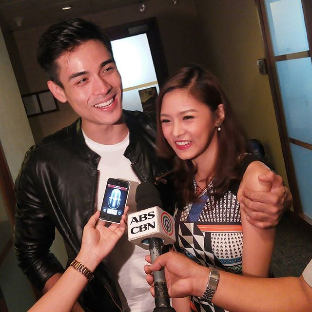 Kim Chiu and Xian Lim in The Story Of Us