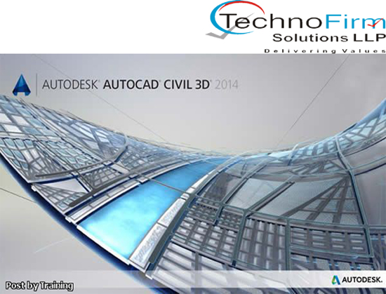 autodesk autocad civil 3d software technofirm solutions llp. Black Bedroom Furniture Sets. Home Design Ideas
