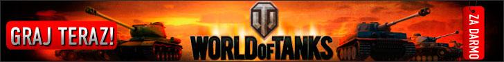 World of Tanks - gra mmo za darmo - logo, zdjęcie