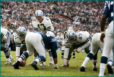 Playoff Bowl 1965 Dallas Cowboys Baltimore Colts