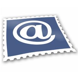 image allégorique d'un timbre Internet - Crédit visuel : Éléments de média Microsoft Office.com