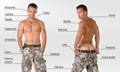 test erotico massaggio sexy video