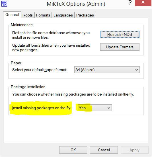Latex скачать для Windows 8 - фото 9